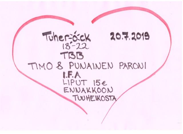 Tuherock 2019